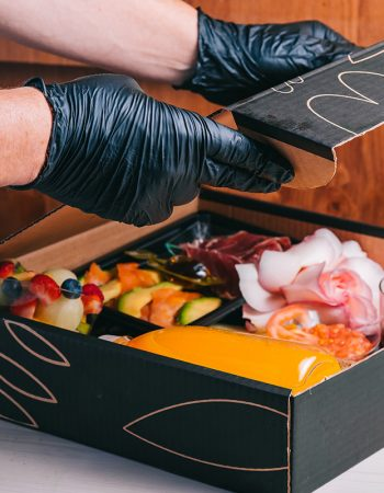 Click and collect pour restaurant